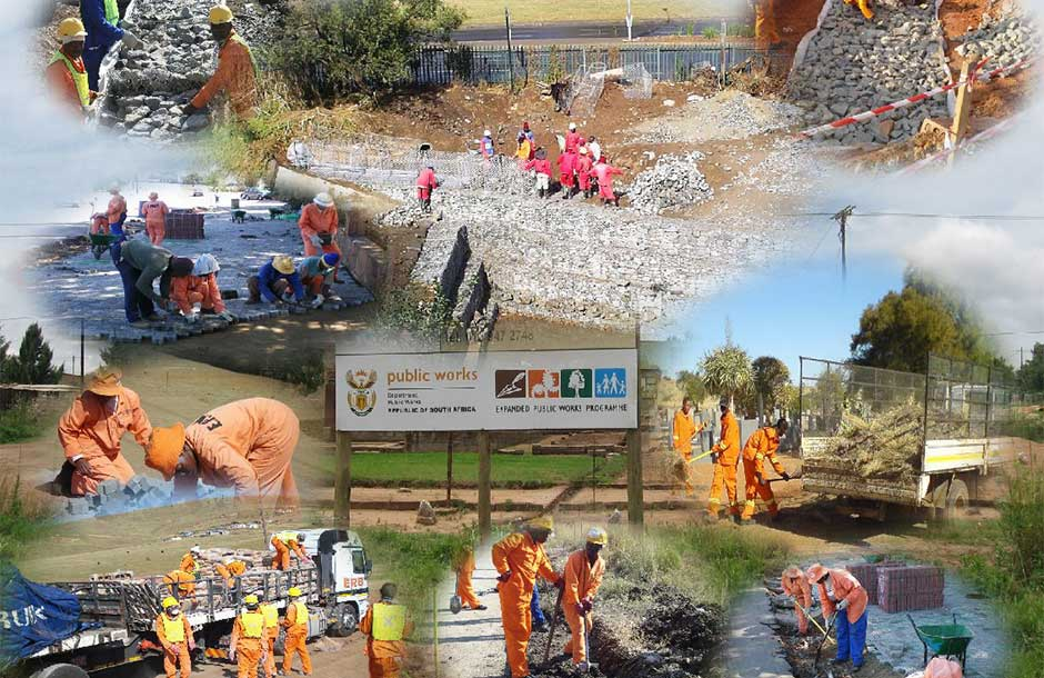 Image result for SA DEPARTMENT OF PUBLIC WORKS