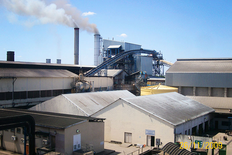 Xinavane Sugar Mill